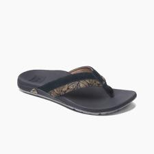 Reef Sandals - Men's Flip Flops - Ortho-Spring TX - RF0A3YM1 - BLA