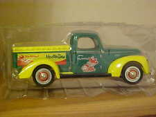 ~MINT Mountain Dew Hillbilly Delivery Truck 1940 Metal Die Cast FORD NIB~YAHOO~~