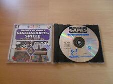 (PC) - GALAXY OF GAMES: GESELLSCHAFTSSPIELE - PLATINUM EDITION