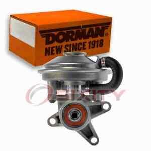 Dorman TECHoice Vacuum Pump for 1996-1997 Ford F-350 7.3L V8 Emission bg