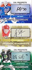 12-13 ITG Greg Stefan Auto Between The Pipes 2012 Red Wings 70's Decades