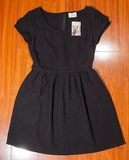 NWT Pins and Needles Black Dress Lace Urban Outfitters Anthropologie Sz 2