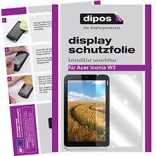 2x Acer Iconia W3 Pellicola Prottetiva Transparente Proteggi Schermo