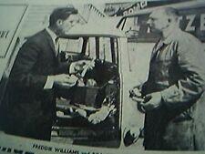 news item 1966 speedway freddie williams bill kitchen