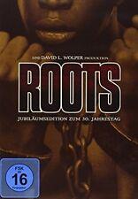 Roots Box Set Jubiläums Edition 5 DVDs Neu und Originalverpackt