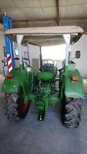 Traktor Oldtimer Deutz D4005