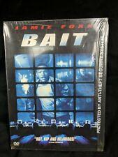 Bait (DVD, 2000) Jamie Foxx Comedy Jamie Kennedy Movie