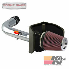 K&N PERFORMANCE COLD AIR INTAKE SYSTEM 04-05 FORD F150 4.6L POLISHED 77-2557KP