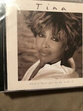 TINA TURNER What's Love Got To Do With It CD ORIGINAL SOUNDTRACK NEW SEALED