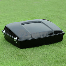 """5.5"""" Razor Pack Trunk W/Latches Fit For Harley Tour Pak Road Electra Glide 97-13"""