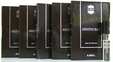 Ajmal Aristocrat Phiolen 5  x 1,5 ml Eau de Parfum Spray