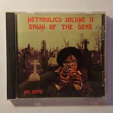 Mr. Dead - Metabolics Volume II - Dawn Of The Dead - CD Album