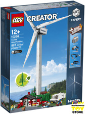 IN STOCK - LEGO 10268 CREATOR EXPERT VESTAS WIND TURBINE (2018) - MISB