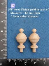 * Coppia di orologio/mobili ornamenti stile 57 F