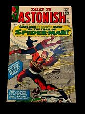 TALES TO ASTONISH #57 9.0 VF/NM WHITE PGS RICH COLORS SPIDER-MAN CROSSOVER