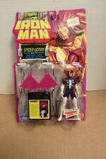 1994 Toy Biz Marvel Iron Man Series Action Figure_Spider-Women
