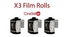 FRESH X3 roll Cinestill BWXX DOUBLE-X BLACK & WHITE FILM 35MM 135/36EXP ISO 250