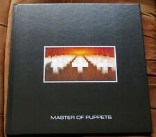 Metallica - Master Of Puppets - HARDBACK BOOK from Deluxe Box Set