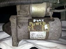 - FIAT PUNTO MK2 1.1 1999-2004 (Y to 2004) Starter Motor 63223200