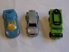 TRANSFORMERS Lot of 3 Vehicles from different series. X Braun?, more See photos