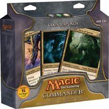MTG Magic - COUNTERPUNCH - Commander 2011 Deck English - EDH - New and Sealed