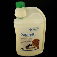 Odour Kill Deodoriser Concentrate Puppies Dogs 1l 200 Litres Kills Pet Smells