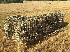 5m HARVEST STEALTH GHOST CAMO NET PIGEON DECOYING HIDE SHOOTING STUBBLE NETTING