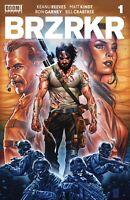 Brzrkr 1 (Berzerker)  Brooks Cover B 2/24/2021 Keanu Reeves Boom Studios