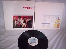 DURAN DURAN, DURAN DURAN, 1981, LYRIC INNER SLEEVE,VERY GOOD+ CONDITION