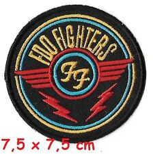 Foo Fighters - Round patch - Free Shipping
