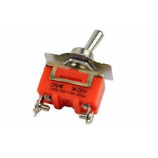 2-Pin Dash Duty SPST ON-OFF Hot ON/OFF AC 15A 250V Switch Industrial Rocker