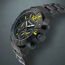 Omikron Scorpion Swiss Chronograph Mens Watch~MSRP $1,469.00