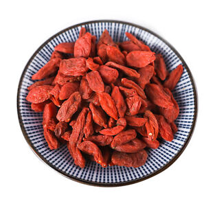Natural Lycium Chinensis Pure Chinese Goji Berries Wolfberry  No Wash Green Food