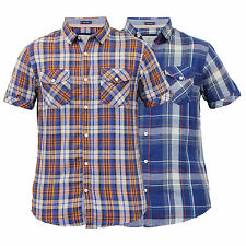 Brave Soul Cotton Checked Casual Shirts & Tops for Men