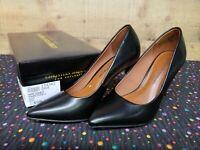 Christian Siriano 174343 WW HABIT Black Women's Heels Shoes Size 5.5W NWB