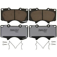 Disc Brake Pad Set-Brake Pads Perfect Stop PC976