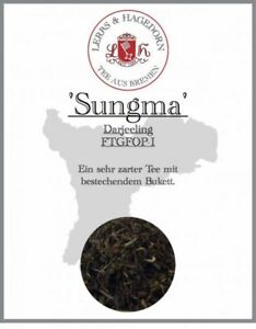 Darjeeling Té Ftgfop-I Sungma 1.5 KG