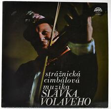 Straznicka Cimalova Muzika Slava Volaveho - LP - Supraphon 1171786 - Folk 1979