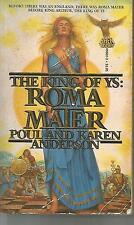 The King of Ys: Roma Mater by Poul and Karen Anderson (1986, Paperback)
