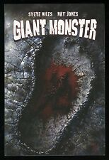 Giant Monster Trade Paperback TPB SC Nat Jones Kaiju Godzilla Gamera Pacific Rim