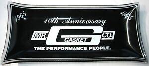 Vintage Mr. Gasket Co. Automobile Ashtray,1965-1975,Hot Rods,Auto Racing