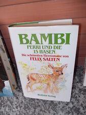 Bambi, Perri und die 15 Hasen, aus dem Weltbild Verlag