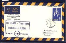 55613) LH FF Montreal - Köln 25.4.66, SoU o blau