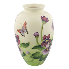 Old Tupton Ware TW7977 Primrose & Butterfly Design -  Vase Gift   22189