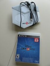 PS3 Disney Infinity 2.0 Game & Portal Base Complete Excellent Condition