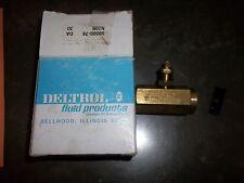 DELTROL FLUID PROD PNEU-TROL N20B FLUID CONTROL VALVE 10000-78 DA N20B JO (MM2)