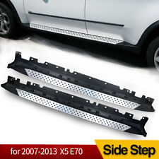 Running Boards for 2007-2013 BMW X5 E70 Side Step Nerf Bars OE Style Replacement