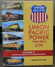MORNING SUN BOOKS - UNION PACIFIC POWER In Color Volume 3 - HC 128 Pages
