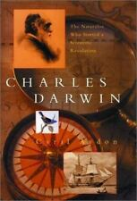 Charles Darwin: The Naturalist Who Started a Scientific Revolution-ExLibrary