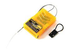 Orangerx r920x v2 SBUS 9ch 2,4 GHz dsm2-DSMX Full Range RX W. SAT, div Ant, FS